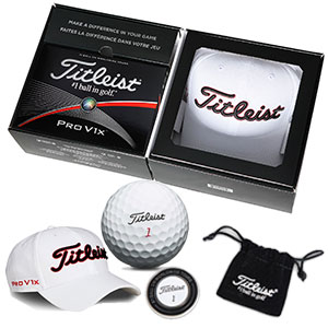 Titleist Promotional Pack