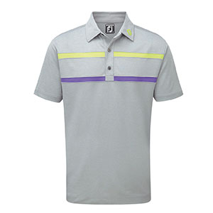 Footjoy Chest Stripe Polo