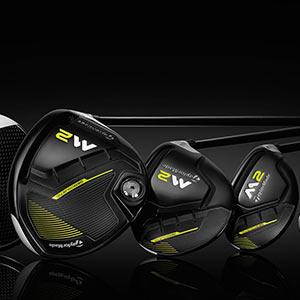 Taylormade Golf M Series Range