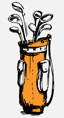 Perfect Golfer Infographic