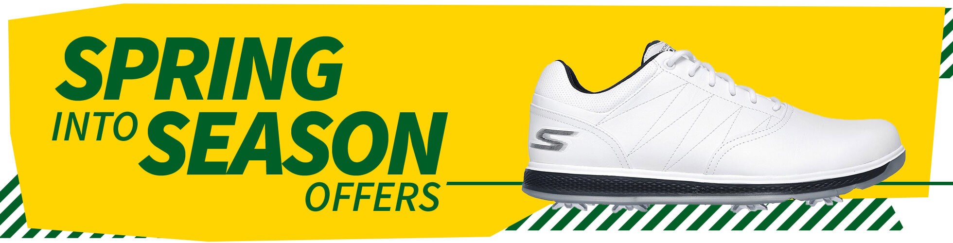 the season starts here with our major offers
