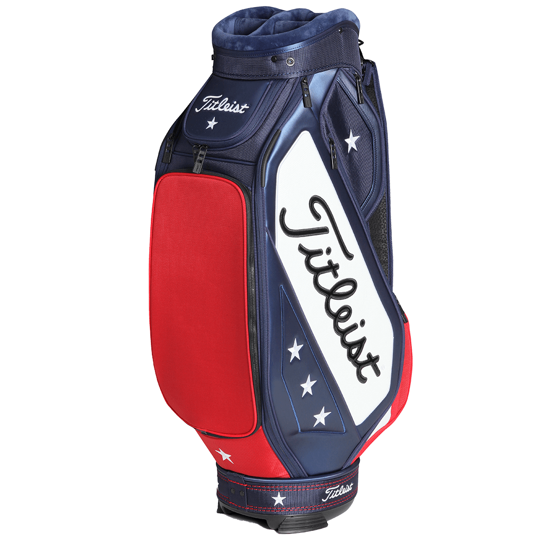 Limited Edition Titleist Tour Bag Side