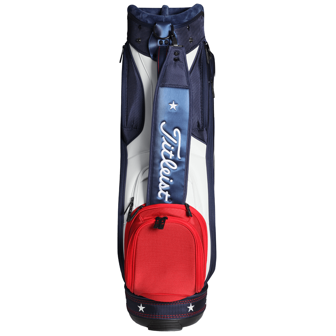 Limited Edition Titleist Tour Bag Strap