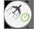 Flight Time Icon